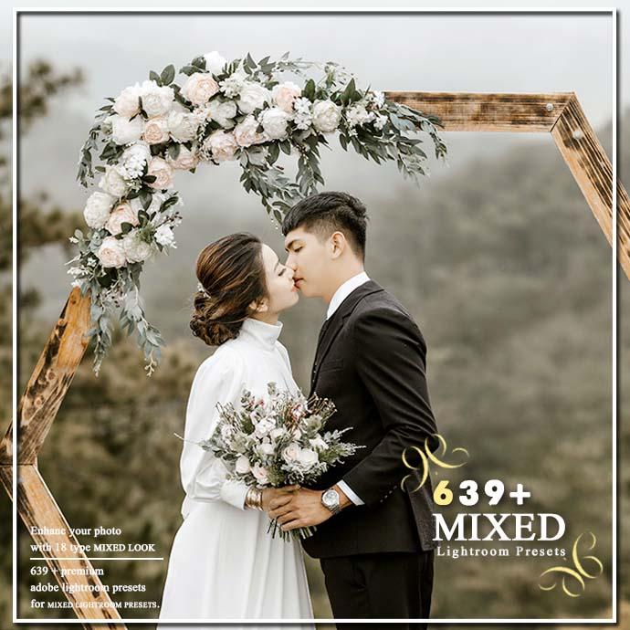 The Glorious Lightroom Presets Bundle - 639+ Presets