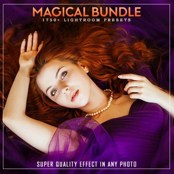 Magical Bundle Lightroom Presets