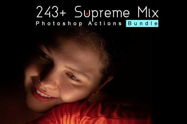 Supreme Mix Photo Effects