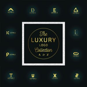The Luxury Logo Collection (A to Z)