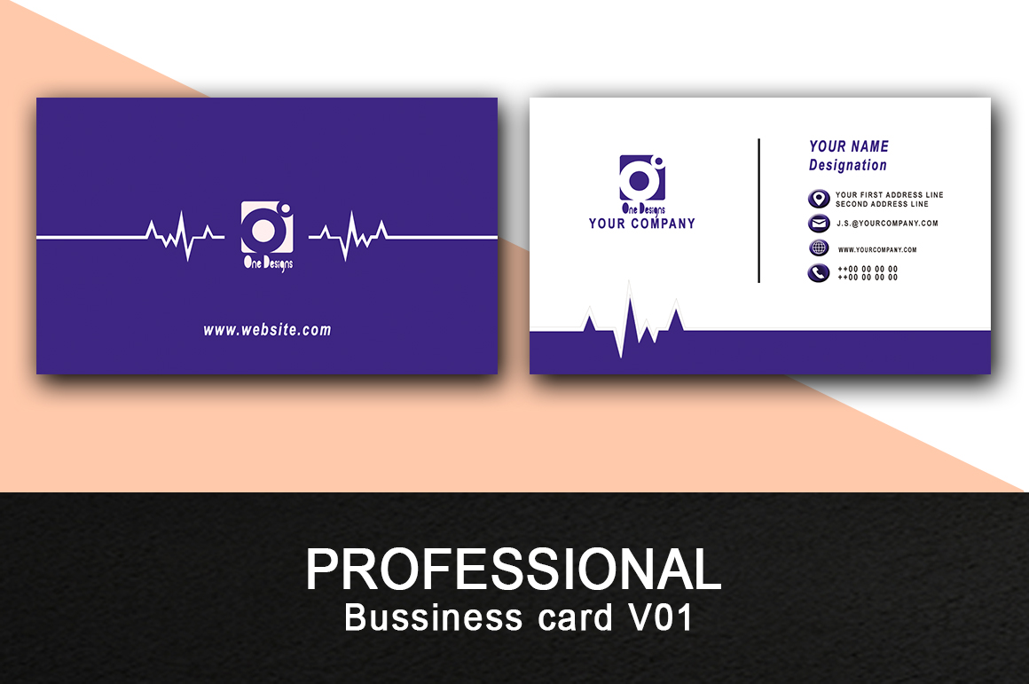 Professional Bussiness card V01