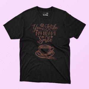 5 in 1 Coffee T-shirt Designs Bundle