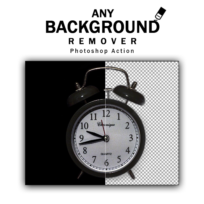 All Background Remover Photoshop Action