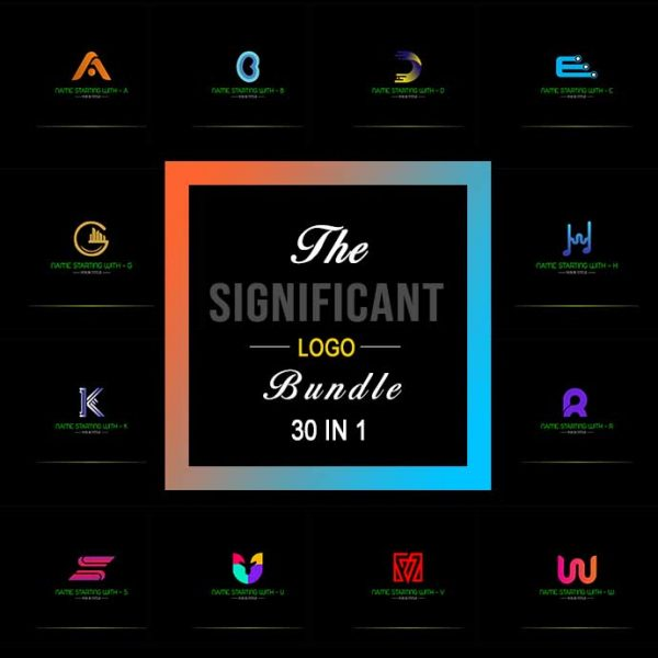 30 IN 1 Significant Logo Bundle