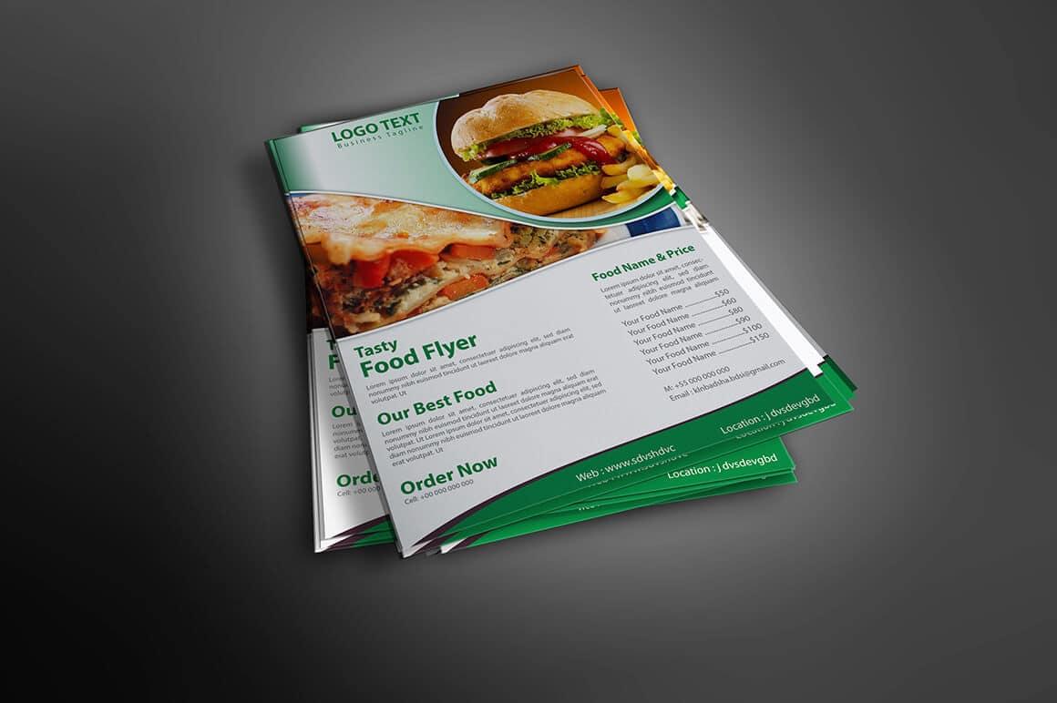 Food Flyer V3