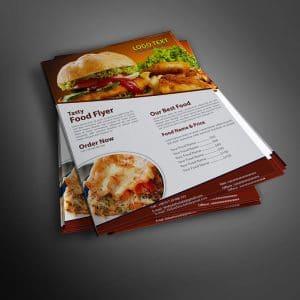 Food Flyer V5