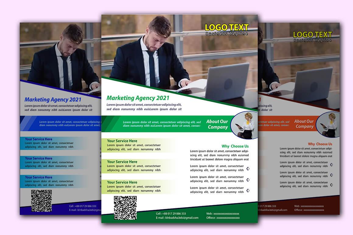 Digital Creative Agency Flyer 5