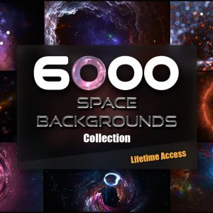6000+ Space Backgrounds and Textures Collection