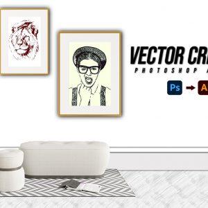 Vector Creator Photoshop Action